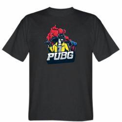 Чоловіча футболка Pubg art 1