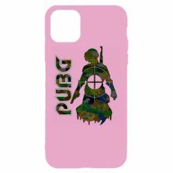 Чохол для iPhone 11 Pro Pubg camouflage silhouette