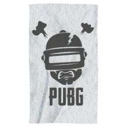 Полотенце PUBG: hero face