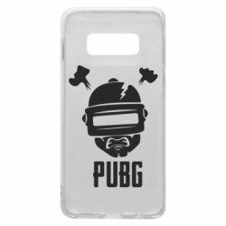 Чехол для Samsung S10e PUBG: hero face