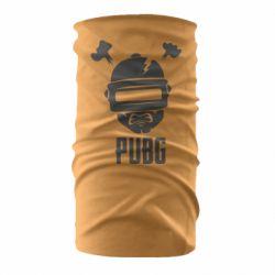 Бандана-труба PUBG: hero face