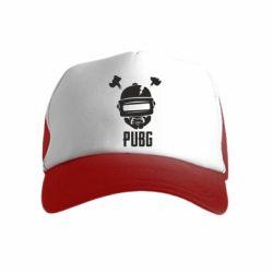 Детская кепка-тракер PUBG: hero face