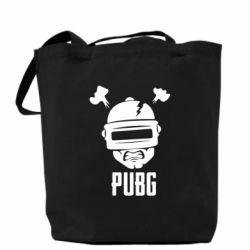 Сумка PUBG: hero face