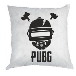 Подушка PUBG: hero face