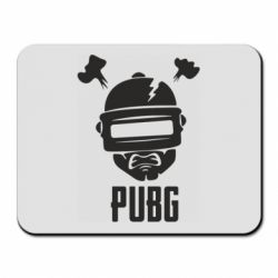 Коврик для мыши PUBG: hero face