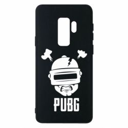 Чехол для Samsung S9+ PUBG: hero face