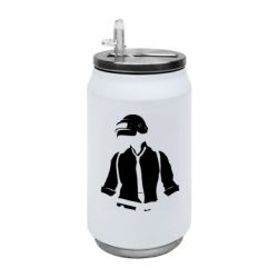 Термобанка 350ml PUBG Hero Men's