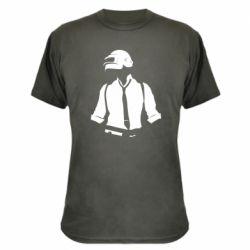 Камуфляжна футболка PUBG Hero Men's