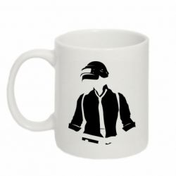 Кружка 320ml PUBG Hero Men's