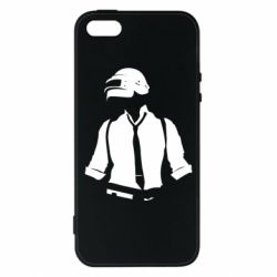 Чехол для iPhone5/5S/SE PUBG Hero Men's