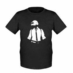 Дитяча футболка PUBG Hero Men's