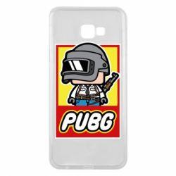 Чехол для Samsung J4 Plus 2018 PUBG LEGO
