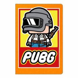 Блокнот А5 PUBG LEGO