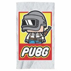 Полотенце PUBG LEGO