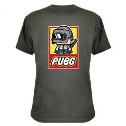 Камуфляжная футболка PUBG LEGO