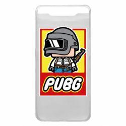 Чехол для Samsung A80 PUBG LEGO