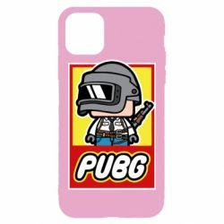 Чехол для iPhone 11 Pro Max PUBG LEGO