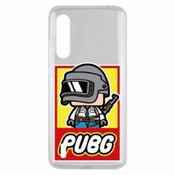 Чехол для Xiaomi Mi9 Lite PUBG LEGO