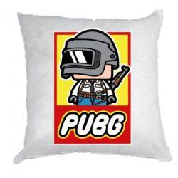 Подушка PUBG LEGO