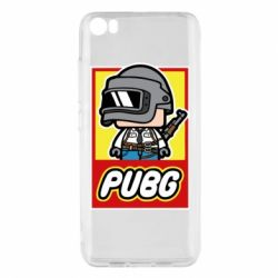 Чехол для Xiaomi Mi5/Mi5 Pro PUBG LEGO