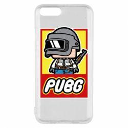 Чехол для Xiaomi Mi6 PUBG LEGO