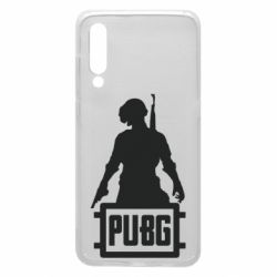 Чехол для Xiaomi Mi9 PUBG logo and hero
