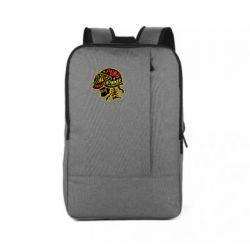 Рюкзак для ноутбука Pubg skull