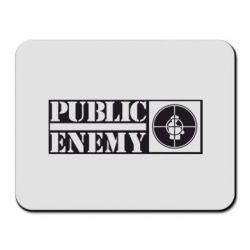 Коврик для мыши Public Enemy - FatLine