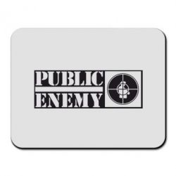 Килимок для миші Public Enemy