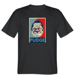 Мужская футболка Pudge aka Obey - FatLine