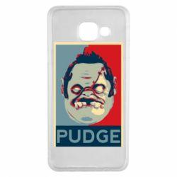 Чехол для Samsung A3 2016 Pudge aka Obey