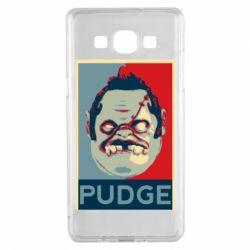 Чехол для Samsung A5 2015 Pudge aka Obey