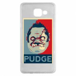 Чехол для Samsung A5 2016 Pudge aka Obey