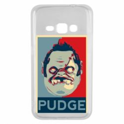 Чехол для Samsung J1 2016 Pudge aka Obey