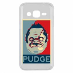 Чехол для Samsung J2 2015 Pudge aka Obey