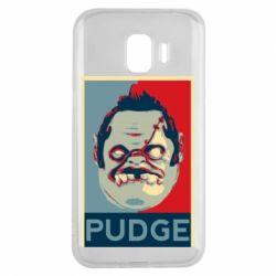 Чехол для Samsung J2 2018 Pudge aka Obey