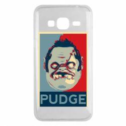 Чехол для Samsung J3 2016 Pudge aka Obey