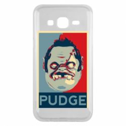Чехол для Samsung J5 2015 Pudge aka Obey