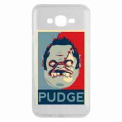 Чехол для Samsung J7 2015 Pudge aka Obey