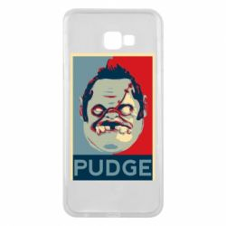Чехол для Samsung J4 Plus 2018 Pudge aka Obey