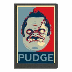Блокнот А5 Pudge aka Obey