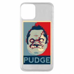 Чехол для iPhone 11 Pudge aka Obey