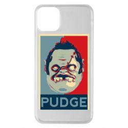Чехол для iPhone 11 Pro Max Pudge aka Obey