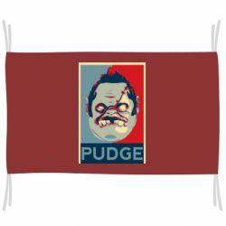 Флаг Pudge aka Obey