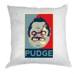 Подушка Pudge aka Obey