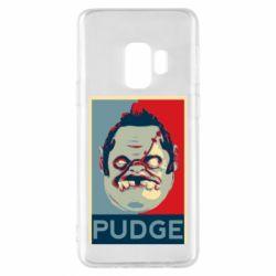 Чехол для Samsung S9 Pudge aka Obey
