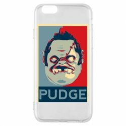 Чехол для iPhone 6/6S Pudge aka Obey