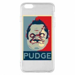Чехол для iPhone 6 Plus/6S Plus Pudge aka Obey