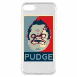 Чехол для iPhone 7 Pudge aka Obey
