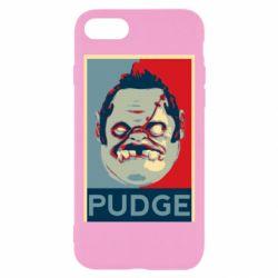 Чехол для iPhone 8 Pudge aka Obey